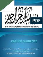 Career Guidence