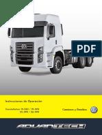 Manual de Instruções de Operação VW 26-390