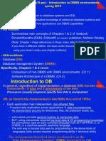 P0 DBMS Intro204 s19