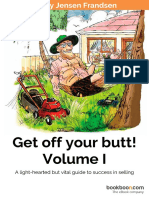 Get Off Your Butt! Volume I