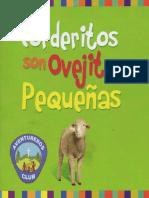Corderitos - Club de Libros - Los Corderitos Son Ovejitas Pequeñas - A.c.s.c.r.