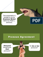 10 Subject-Verb Agreement Simplified