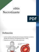 Enterocolitis Necrotizante