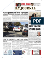 San Mateo Daily Journal 01-23-19
