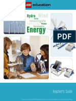 MachinesAndMechanisms Activity Pack for Renewable Energy 1.0 en GB