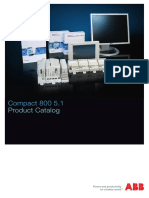 Compact 800 5.1 Product Catalog