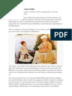 Sufi and Bhakti Movement