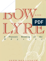 Benardete, The Bow and the Lyre. a Platonic Reading of the Odyssey, Rowman & Littlefield 2008
