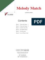 Melody Match