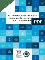 Bonnes Pratiques Securite Informatique Maritime Anssi