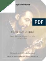 UN FEU DANS LA VILLE  Saint Antoine-Marie Zaccaria (1502-1539)  by  Angelo Montonati  Published  2002-2014