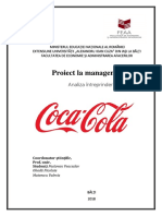 Coca Cola Management
