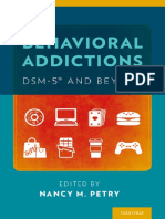 Petry, Nancy M - Behavioral addictions _ DSM-5 and beyond-Oxford University Press (2016).pdf