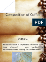 Composition of Coffee