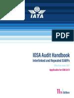 IOSA Audit Handbook - Interlinked and Repeated ISARPs_2