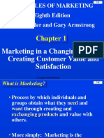 Principles of Marketing Eighth Edition - Philip Kotler