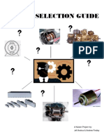 Motor Selection Guide