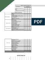 Auto Evaluación g. Academica2019.