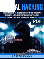 Ethical Hacking Ultimate Beginners Guide Lester