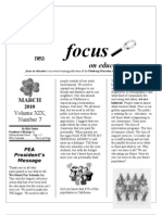 March 2010 Focus