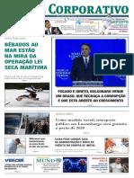 Jornal Corporativo Nº 3038 Edição de 23 de Janeiro de 2019
