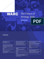 The Future of Strategy 2018