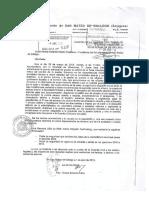 """2013 04 04 Denuncia Del Ayuntamiento Por Robo y Diligencias. 2013 San Mateo de Gállego. Alcaldesa de """"la legalidad y la transparencia"""" Teresa Isidora Solanas"""