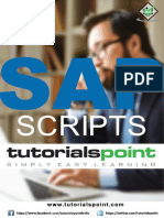 Sap Scripts Tutorial