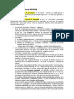 Direito Constitucional - Emenda Constitucional 45