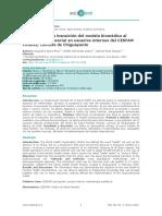 Percepción Transición Modelo Biomédico Al Biopsicosocial, Texto 3 Aps