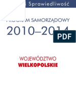 Program Samorzadowy Wielkopolskie 2010