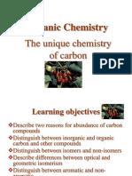 Organic Chemistry 1105