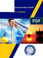COSH Catalogue 2019-2020
