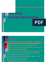 Structural Steel in Buildings