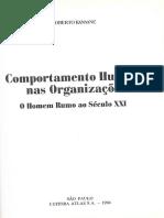 Comportamento Humano Nas Organizações - Cap. Concepções Sobre o Trabalho