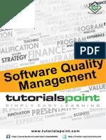 Software Quality Management Tutorial