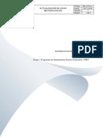 ActualizacionGuiasMetodologicas Programa de Sanamiento Fiscal y Financiero