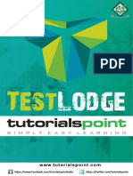 Testlodge Tutorial