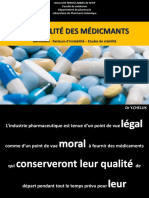 La Stabilité Des Médicaments