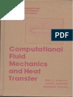 Anderson Tanehill Pletcher CFD&Heat Transfer