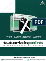Web Developers Guide Tutorial