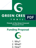 Green Crescent Trail funding proposal