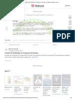 Projeto de Podologia No Programa de Saude... by Marcelo Azevedo - Issuu