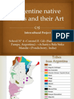 Argentine Tribes and Their Art