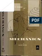 Mechanics by K R Symon