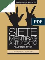 7 Mentiras AntiExito, rompiendo mitos -  Dr Fernando Daniel Peiro.pdf