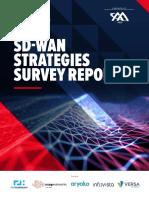 SD-WAN Strategies Survey Report
