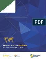 Global Market Outlook 2018 2022
