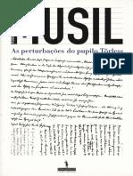 Robert Musil - As Perturbações Do Pupilo Törless