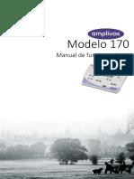 audiometro modelo 170